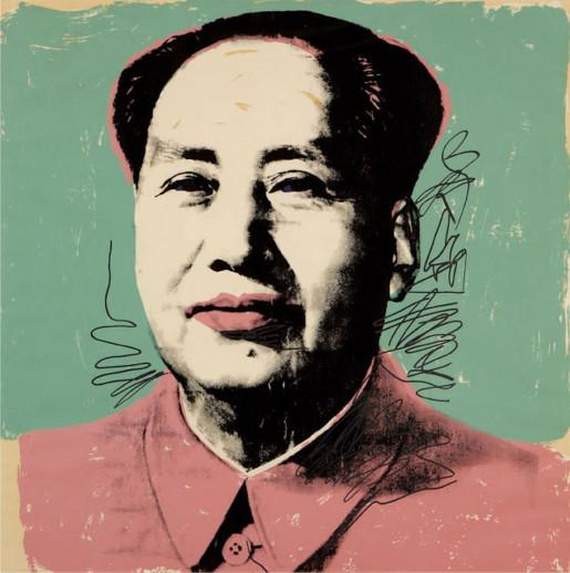 Andy Warhol, Mao (FS II.95), 1972