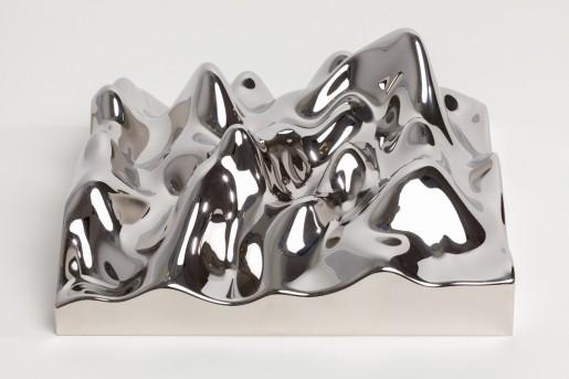 Peter Saville, Chromium Pleasure, 2015