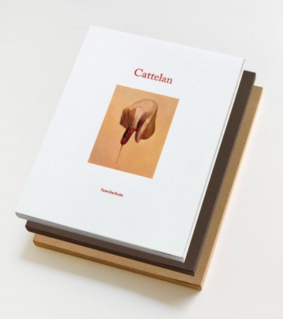 Maurizio Cattelan, Special set: Die/Die More/Die Better/Die Again, The Three Qattelan, The Taste of Others, 2008-2010-2011