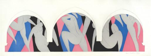 Henri Matisse, La Danse, 1935-1936