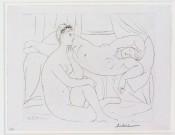 Women Resting | Femmes se Reposant, from: La Suite Vollard, plate 10