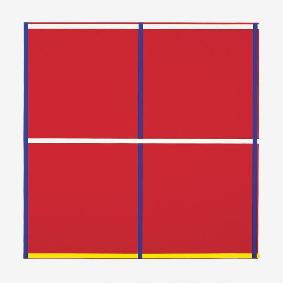 imi knoebel kaufen rot gelb weiss blau fineartmultiple. Black Bedroom Furniture Sets. Home Design Ideas