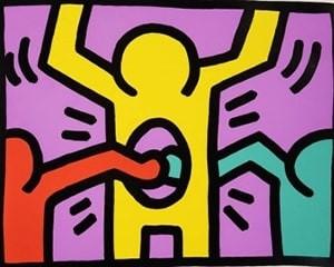 Pop Shop I (1) von Keith Haring