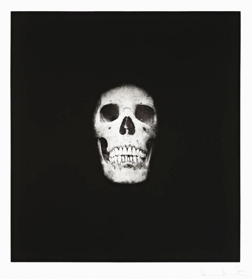Damien Hirst, I Once Was What You Are, You Will Be What I Am (3), 2007