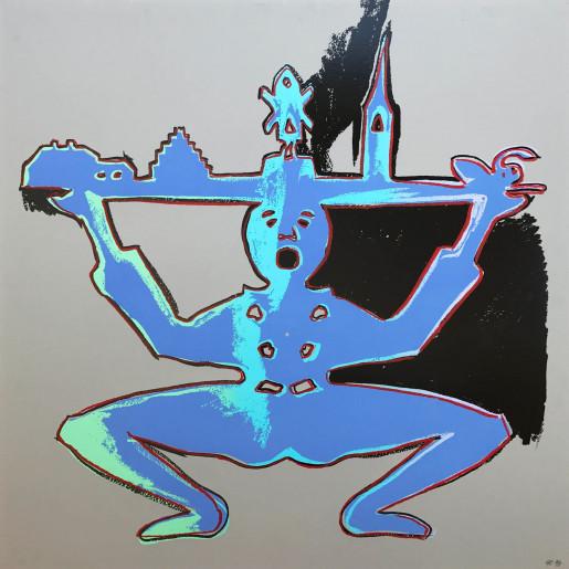 Andy Warhol, Hans Christian Andersen (FS II.394-397), 1987