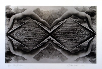 Carolee Schneemann, Parallel Axis , 1973
