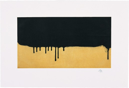 Robert Motherwell, Riverrun, 1988