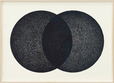 Ignacio Uriarte, Two Circles, 2014