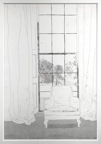 David Hockney, Home, 1969