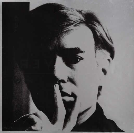 Andy Warhol, Self-Portrait (FS II.16), 1966