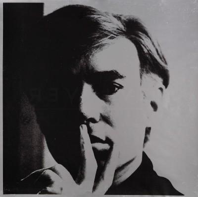 Self-Portrait (FS II.16) von Andy Warhol