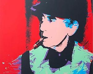 Man Ray (FS II.148) von Andy Warhol