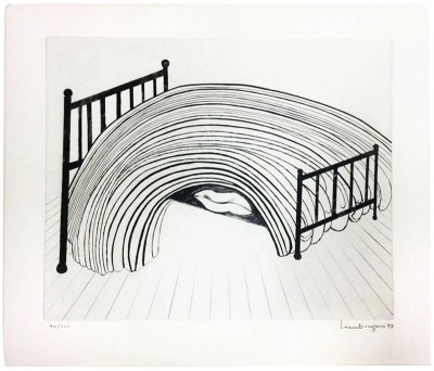 Bed von Louise Bourgeois