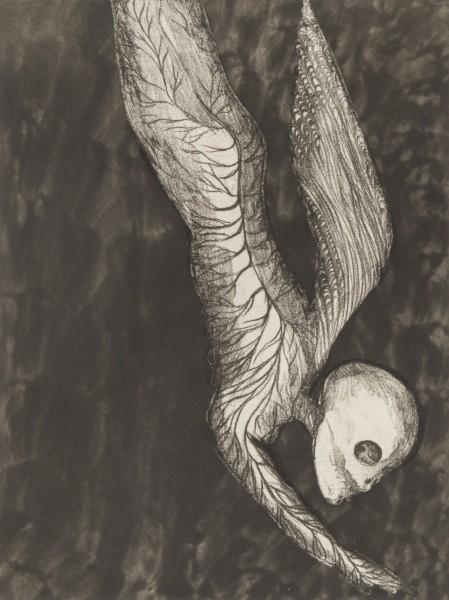 Sandra Vasquez de la Horra, El Angel de la Muerta, 2012