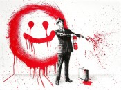 Spray Happiness Red