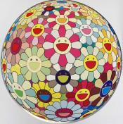 Flower Ball Margaret (3D)