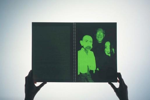 Philippe Parreno, Fade to Black, 2005