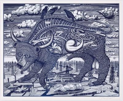 Animal Spirit von Grayson Perry