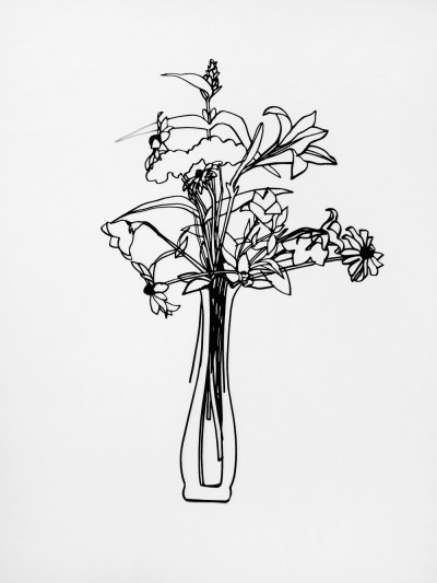 Wildflower Bouquet von Tom Wesselmann