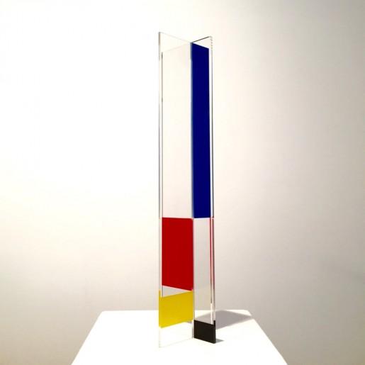 Jo Niemeyer, Spiral Blue 94 - 50, 1994