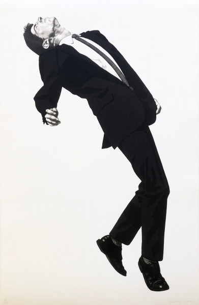 Robert Longo, Jules, 2002