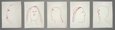 Louise Bourgeois, The Bad Girl, 2008