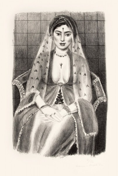Henri Matisse, La Persane, 1929