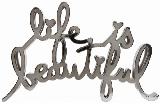 Mr. Brainwash, Life is Beautiful – Hard Candy Silver, 2017