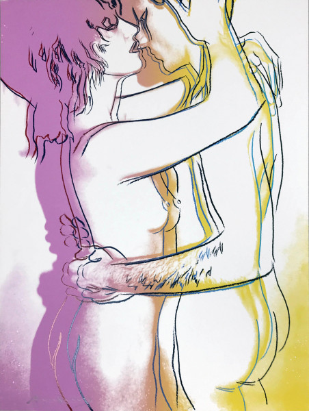 Andy Warhol, Love II.312, 1983