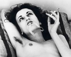 Helmut Newton, Violetta Sanchez, Paris 1979, 1979