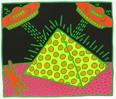 Keith Haring, Fertility #2, 1983