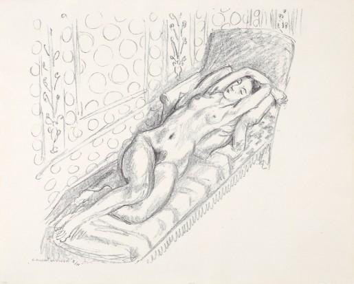 Henri Matisse, La Sieste, 1922