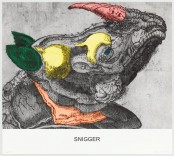 "Snigger, from ""Engravings with Sounds"""