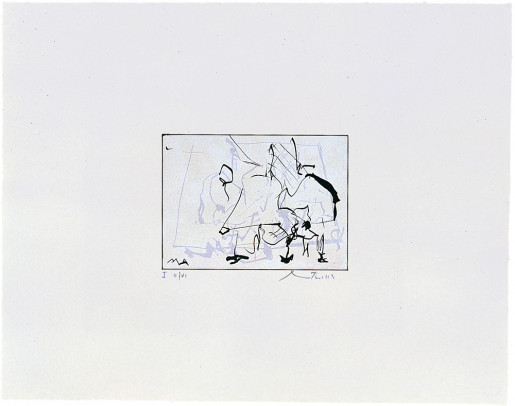 Robert Motherwell, Untitled (#19), 1976