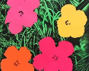 Flowers (FS II.6) von Andy Warhol