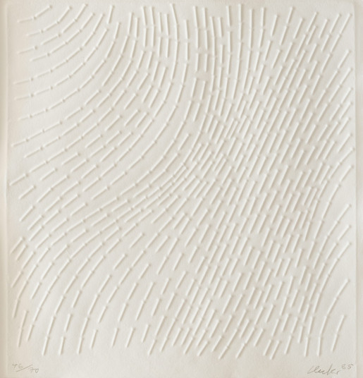 Günther Uecker, Untitled, 1965