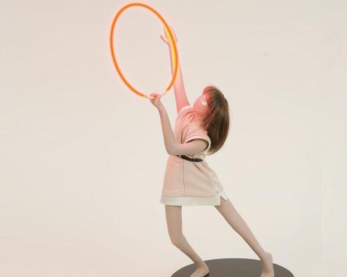 A Portable Apocalypse Ballet (Red Ring) von Mai-Thu Perret
