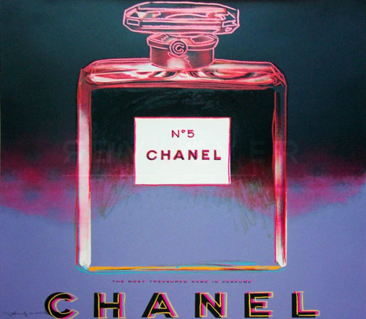 "Andy Warhol, Chanel (FS II.354), from the Portfolio ""ADS"", 1985"