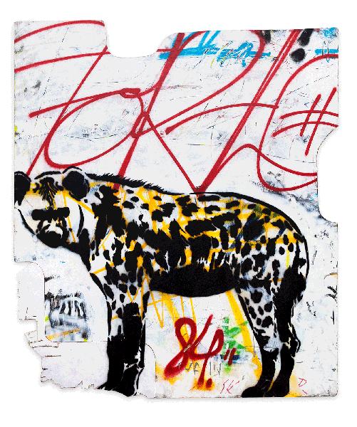 XOOOOX, Hyena (Forte), 2018