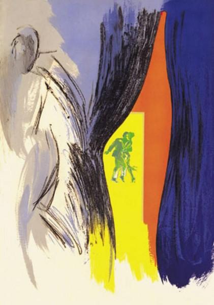 Allen Jones, Dance, 1999