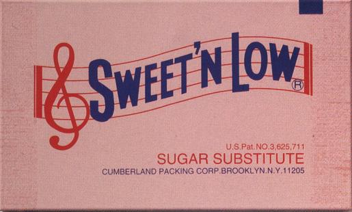 Sylvie Fleury, Sweet'n Low, 1994