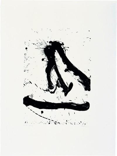 Untitled von Robert Motherwell