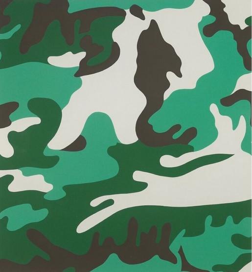 Andy Warhol, Camouflage (FS II.406), 1987