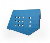 Blue Folded Flat 03