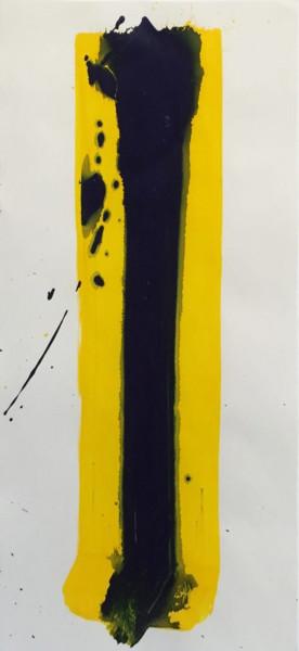 Sam Francis, Untitled (SF86-065), 1986