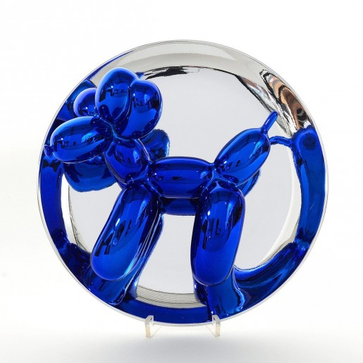 Jeff Koons, Balloon Dog, 2002