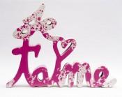 Je t'aime Splash pink