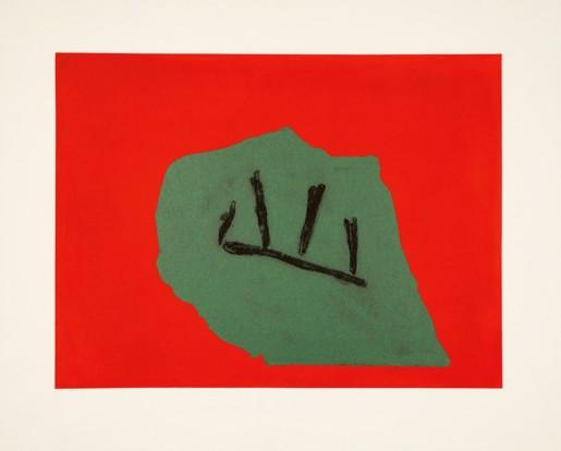Robert Motherwell, Australian Stone, 1983/1984