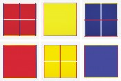Rot, Gelb, Weiss, Blau
