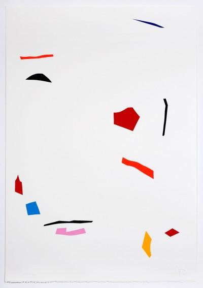 Imi Knoebel, Untitled 1, 1995